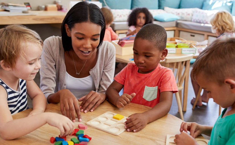 ESPECIALIZAÇÃO EM EDUCAÇÃO INFANTIL